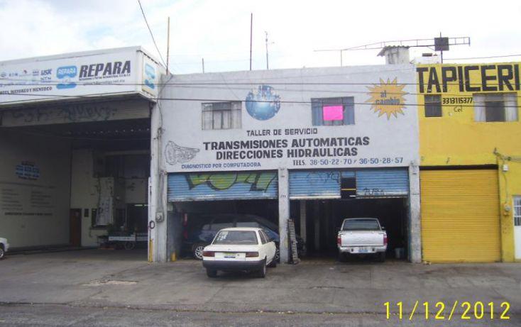 Foto de local en renta en calzada del ejercito 1333, quinta velarde, guadalajara, jalisco, 1997018 no 01