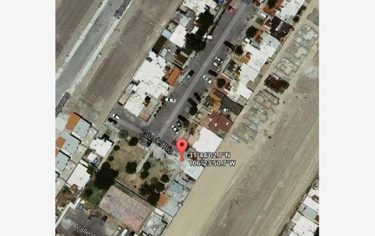 Foto de casa en venta en calzada del r?o 9665, alondra, ju?rez, chihuahua, 1978452 No. 01