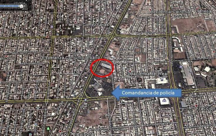 Foto de terreno habitacional en venta en calzada héctor terán terán junto a comandancia de policia , xochimilco, mexicali, baja california, 452908 No. 02