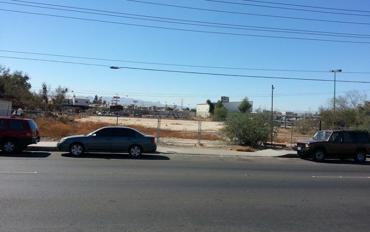 Foto de terreno habitacional en venta en calzada héctor terán terán junto a comandancia de policia , xochimilco, mexicali, baja california, 452908 No. 03