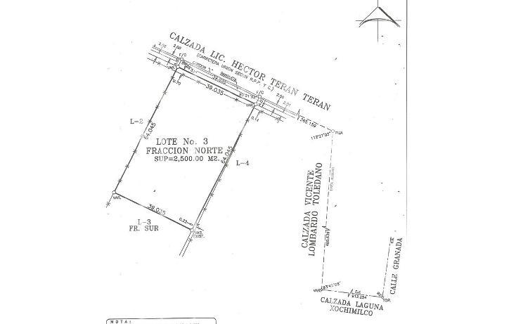 Foto de terreno habitacional en venta en calzada héctor terán terán junto a comandancia de policia , xochimilco, mexicali, baja california, 452908 No. 04