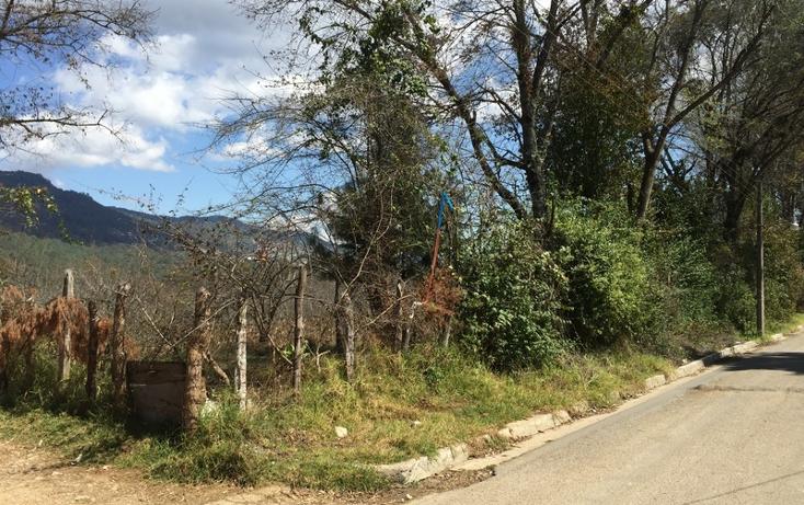 Foto de terreno habitacional en venta en calzada la escuela , san martín, san cristóbal de las casas, chiapas, 1870670 No. 01