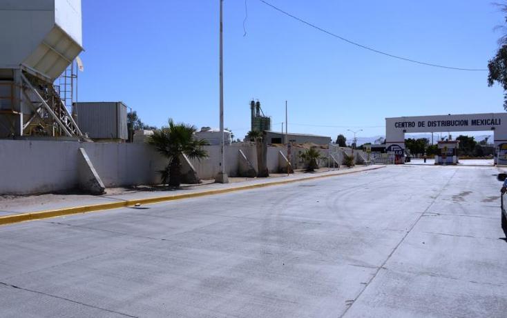 Foto de terreno industrial en venta en  lote # 3, zona industrial, mexicali, baja california, 1342025 No. 05