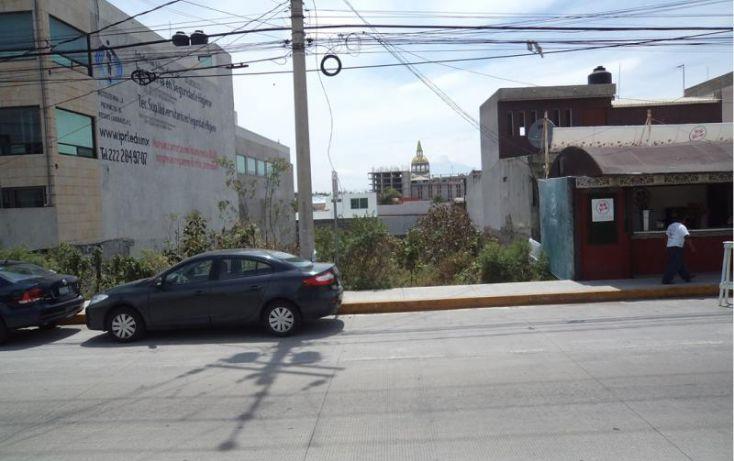 Foto de terreno comercial en venta en calzada zavaleta 2525, bellas artes, puebla, puebla, 1832102 no 01