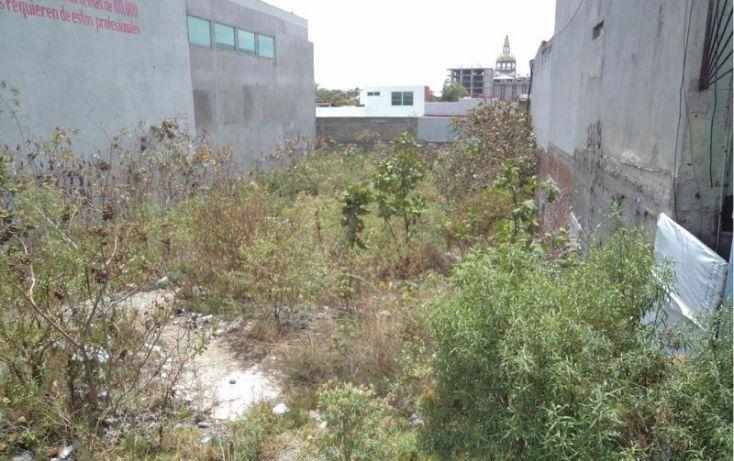 Foto de terreno comercial en venta en calzada zavaleta 2525, bellas artes, puebla, puebla, 1832102 no 05