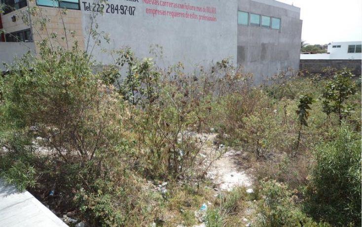 Foto de terreno comercial en venta en calzada zavaleta 2525, bellas artes, puebla, puebla, 1832102 no 06
