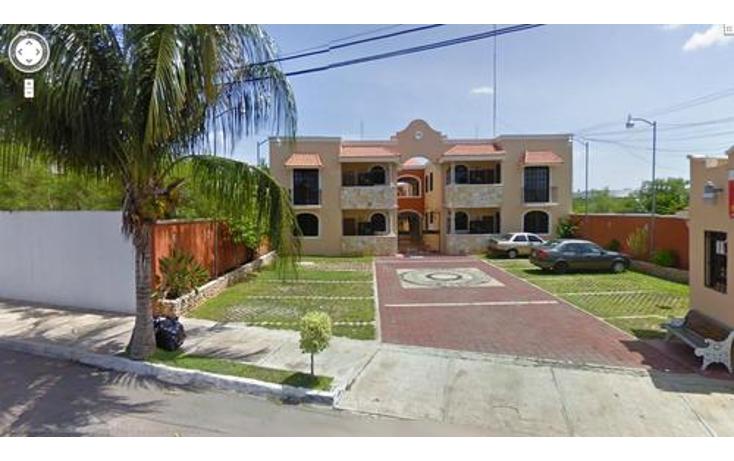 Foto de departamento en renta en  , camara de comercio norte, m?rida, yucat?n, 1266813 No. 01