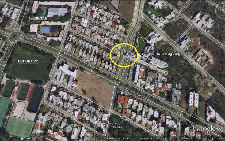 Foto de oficina en renta en, camara de comercio norte, mérida, yucatán, 1673796 no 03