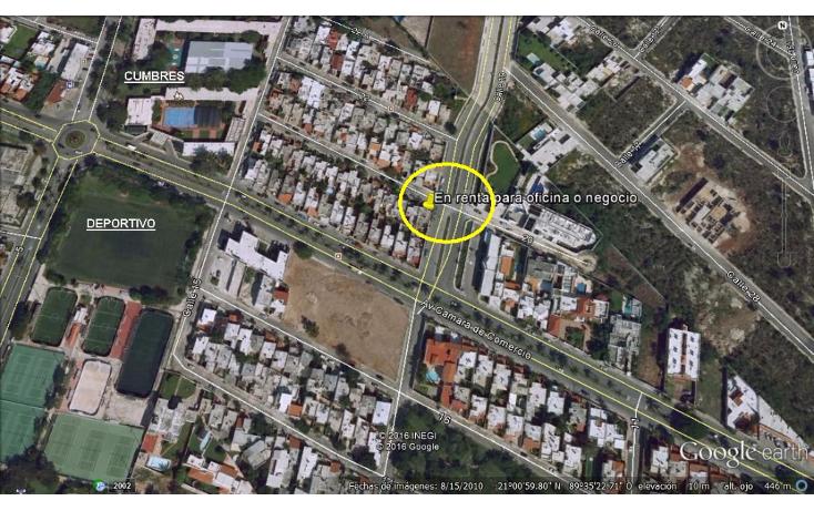 Foto de oficina en renta en  , camara de comercio norte, mérida, yucatán, 1673796 No. 03