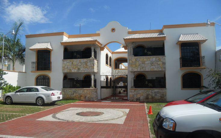 Foto de departamento en renta en, camara de comercio norte, mérida, yucatán, 1719508 no 01
