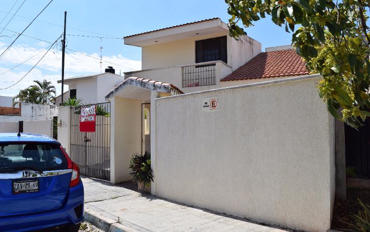 Foto de casa en venta en  , camara de comercio norte, mérida, yucatán, 1721634 No. 01