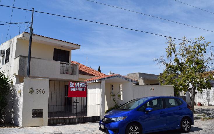 Foto de casa en venta en  , camara de comercio norte, mérida, yucatán, 1721634 No. 03