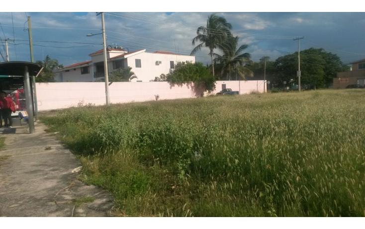 Foto de terreno habitacional en venta en  , camara de comercio norte, mérida, yucatán, 1993004 No. 01