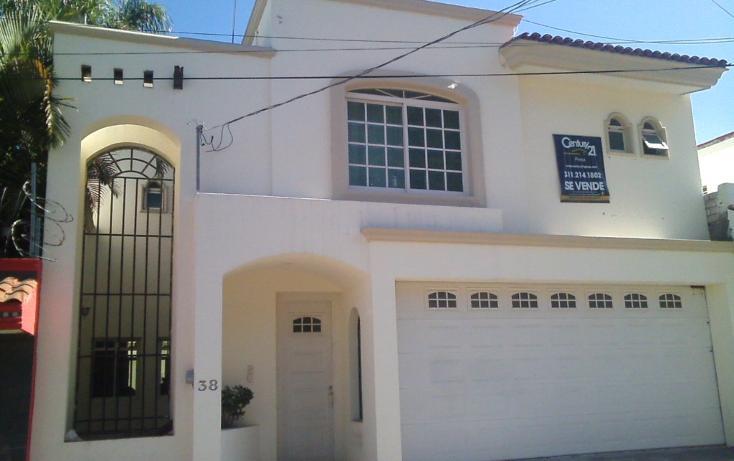 Foto de casa en venta en  , rodeo de la punta, tepic, nayarit, 2376198 No. 01