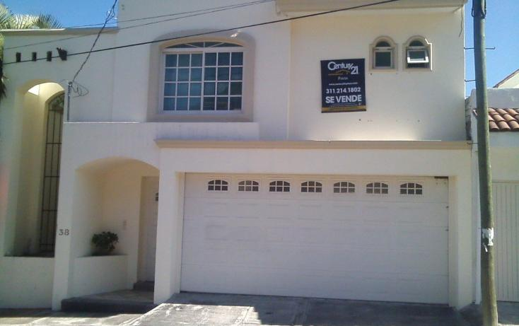 Foto de casa en venta en  , rodeo de la punta, tepic, nayarit, 2376198 No. 02