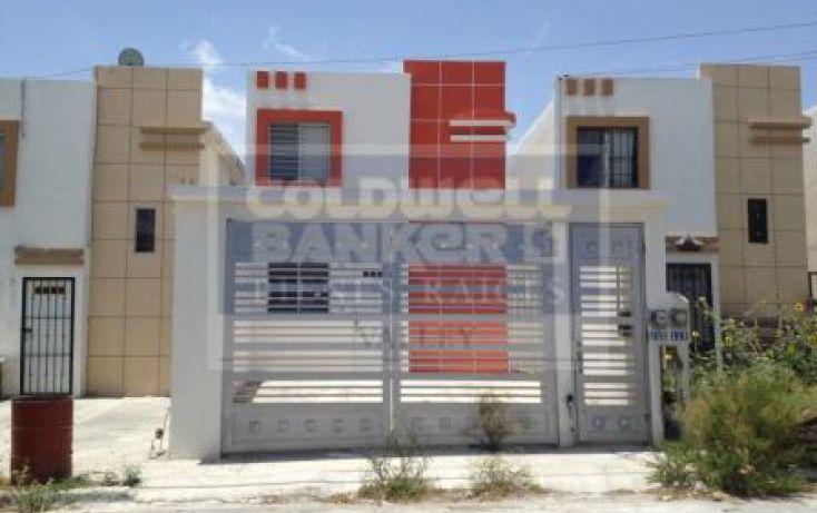 Foto de casa en renta en camelias 115, villa florida, reynosa, tamaulipas, 261365 no 01