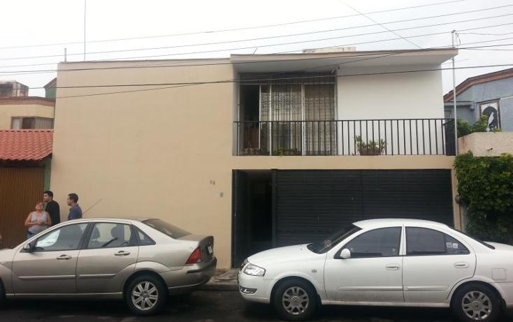 Foto de casa en venta en  , camelinas, morelia, michoac?n de ocampo, 429090 No. 01