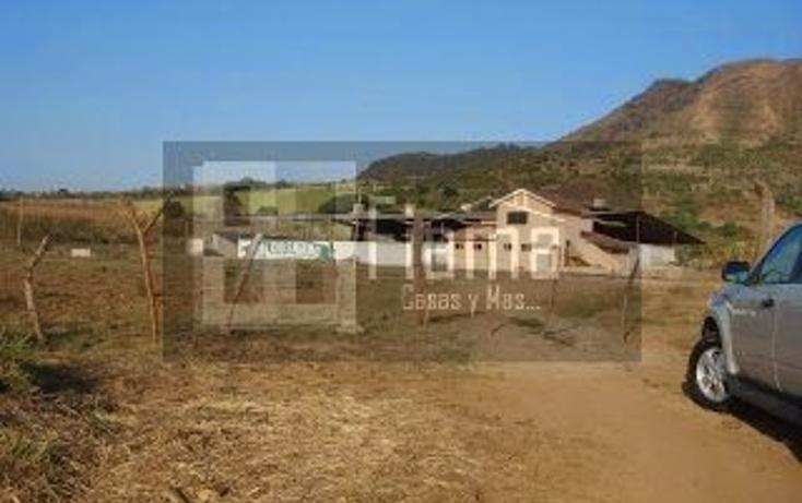 Foto de terreno habitacional en venta en  , camichin de jauja, tepic, nayarit, 1360125 No. 03