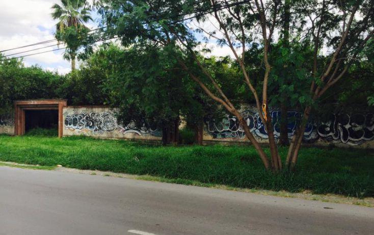 Foto de terreno industrial en venta en camina a huinala 611, álamos del parque, apodaca, nuevo león, 1371993 no 01