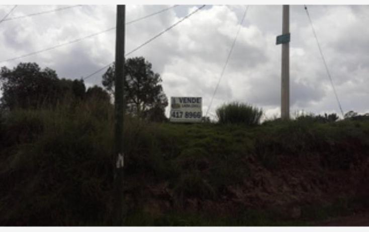 Foto de terreno habitacional en venta en camino 5, ocotitla, tetla de la solidaridad, tlaxcala, 966895 No. 01