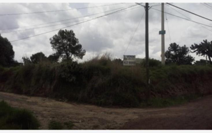 Foto de terreno habitacional en venta en camino 5, ocotitla, tetla de la solidaridad, tlaxcala, 966895 No. 03
