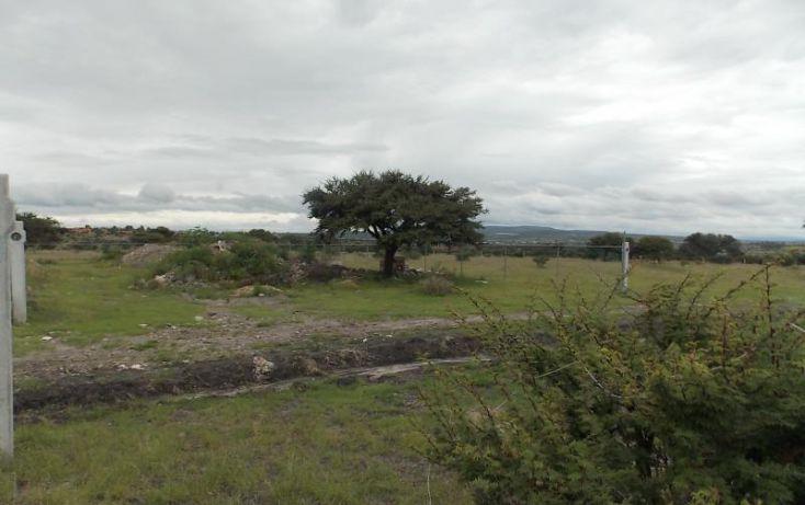 Foto de terreno habitacional en venta en camino a alcocer 1, alcocer, san miguel de allende, guanajuato, 1545463 no 08