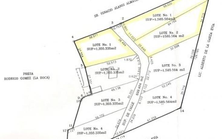 Foto de terreno habitacional en venta en camino a bahia escondida, el cercado centro, santiago, nuevo león, 351916 no 04