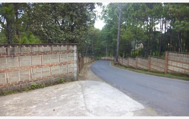 Foto de terreno habitacional en venta en camino a cerro gordo , avándaro, valle de bravo, méxico, 1615006 No. 09