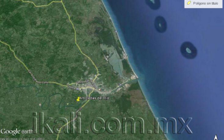 Foto de terreno habitacional en venta en camino a juana moza, isla de juana moza, tuxpan, veracruz, 884533 no 17