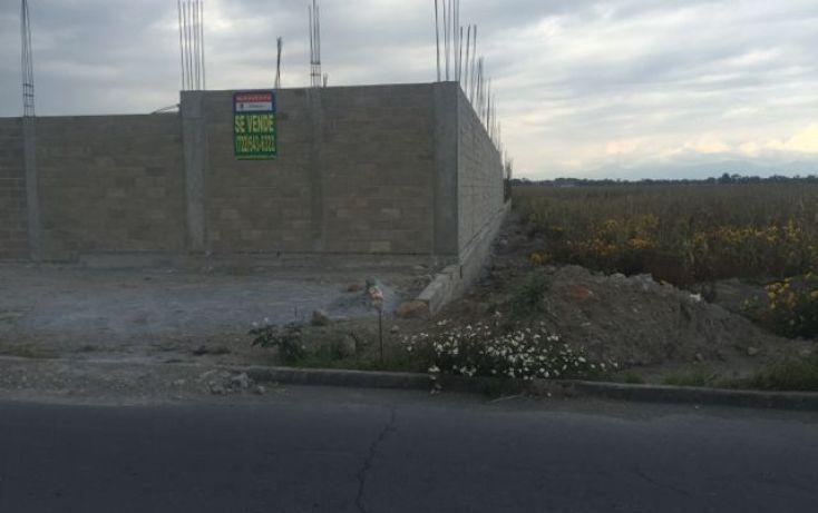 Foto de terreno habitacional en venta en camino a la colonia alvaro obregon, san miguel totocuitlapilco, metepec, estado de méxico, 1428437 no 02