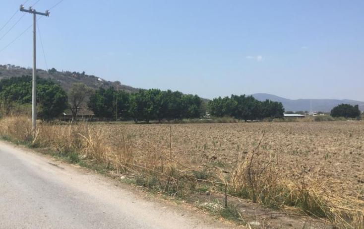 Foto de terreno industrial en venta en camino a la nopalera 1, cuauhtémoc, yautepec, morelos, 885291 no 03
