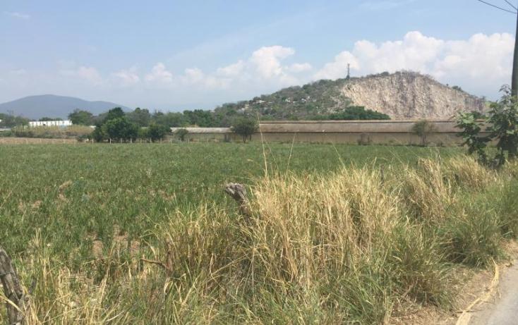 Foto de terreno industrial en venta en camino a la nopalera 1, cuauhtémoc, yautepec, morelos, 885291 no 04