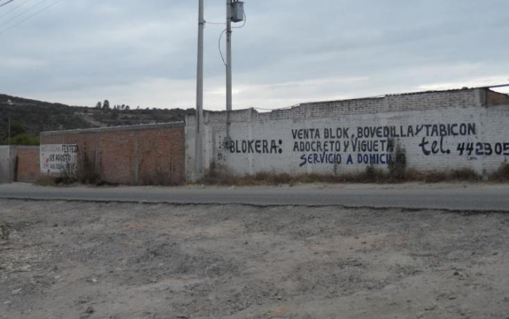 Foto de terreno comercial en venta en camino a la solana, plazas del sol 1a sección, querétaro, querétaro, 900323 no 02