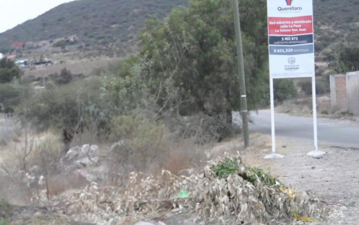 Foto de terreno comercial en venta en camino a la solana, plazas del sol 1a sección, querétaro, querétaro, 900323 no 03