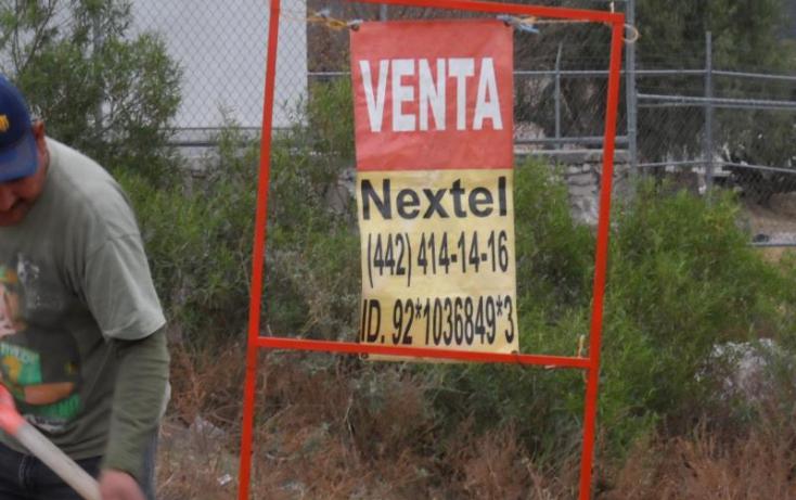 Foto de terreno comercial en venta en camino a la solana, plazas del sol 1a sección, querétaro, querétaro, 900323 no 04