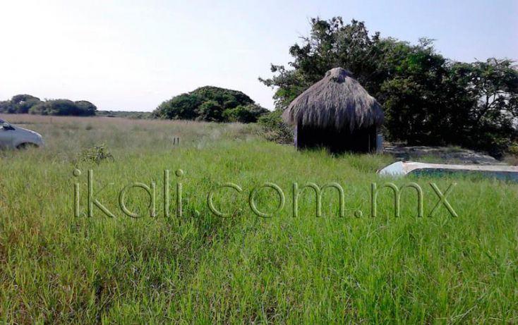 Foto de terreno habitacional en venta en camino a laguna, la mata, tuxpan, veracruz, 1571692 no 01