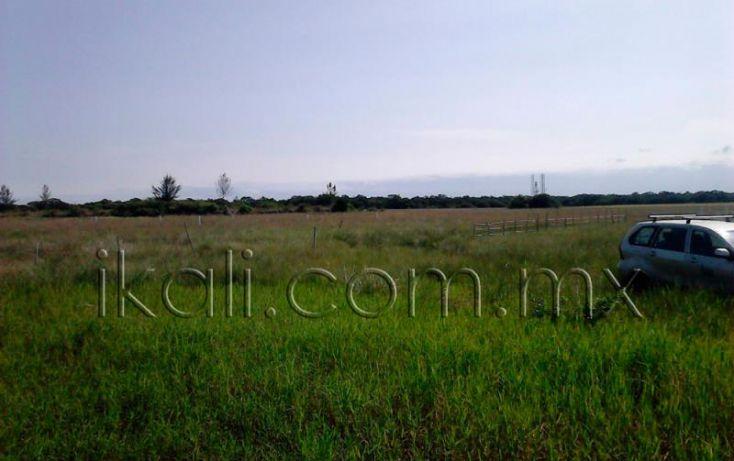 Foto de terreno habitacional en venta en camino a laguna, la mata, tuxpan, veracruz, 1571692 no 02