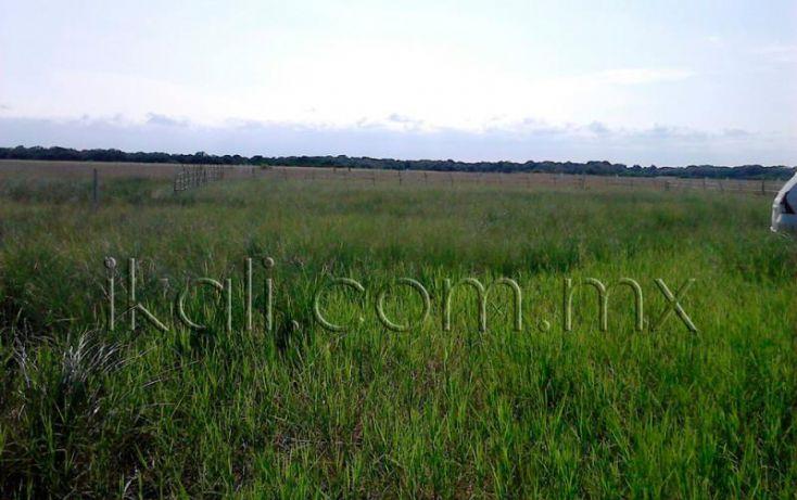 Foto de terreno habitacional en venta en camino a laguna, la mata, tuxpan, veracruz, 1571692 no 03