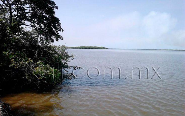 Foto de terreno habitacional en venta en camino a laguna, la mata, tuxpan, veracruz, 1571692 no 04