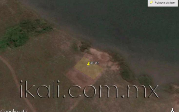 Foto de terreno habitacional en venta en camino a laguna, la mata, tuxpan, veracruz, 1571692 no 07
