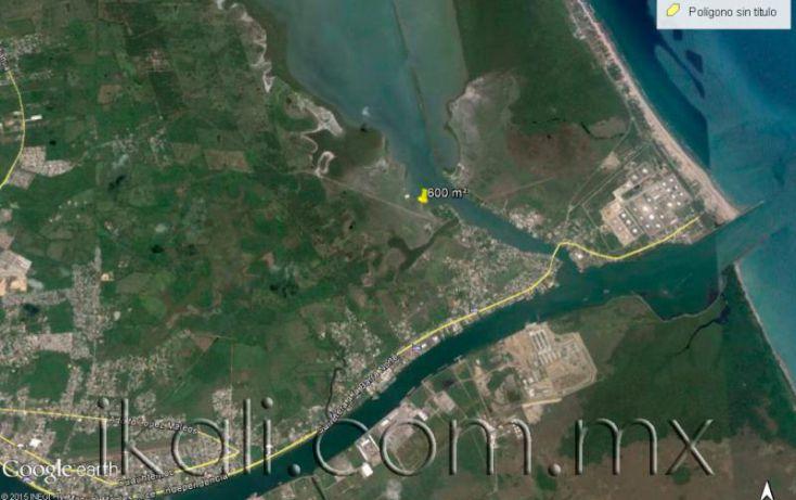 Foto de terreno habitacional en venta en camino a laguna, la mata, tuxpan, veracruz, 1571692 no 08