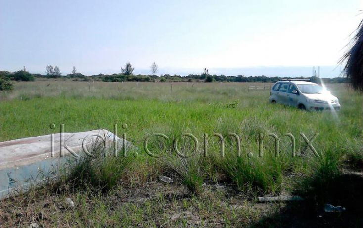 Foto de terreno habitacional en venta en camino a laguna, la mata, tuxpan, veracruz, 1571692 no 11