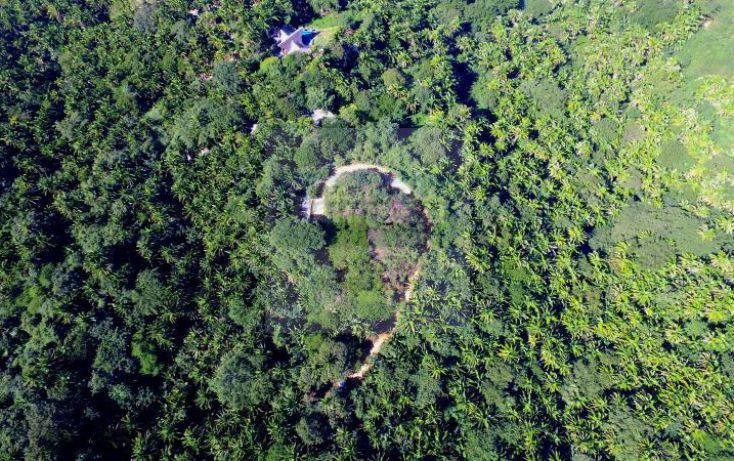 Foto de terreno habitacional en venta en camino a las clavelina, san francisco, bahía de banderas, nayarit, 1653283 no 02