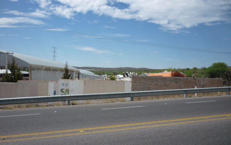 Foto de terreno habitacional en venta en camino a loreto a 15 kms de 3er anillo, brownsville, jesús maría, aguascalientes, 1960212 no 02