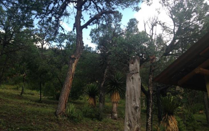 Foto de rancho en venta en camino a los lirios, los lirios, arteaga, coahuila de zaragoza, 582390 no 16