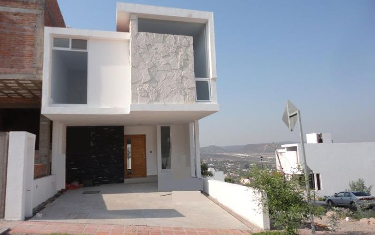 Foto de casa en venta en camino a los olvera, ampliación huertas del carmen, corregidora, querétaro, 1752526 no 01