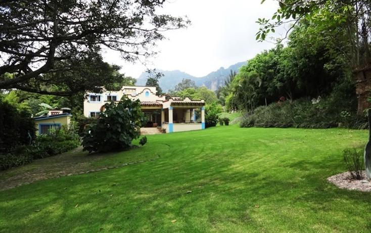 Foto de rancho en venta en  , tepoztlán centro, tepoztlán, morelos, 2001909 No. 02