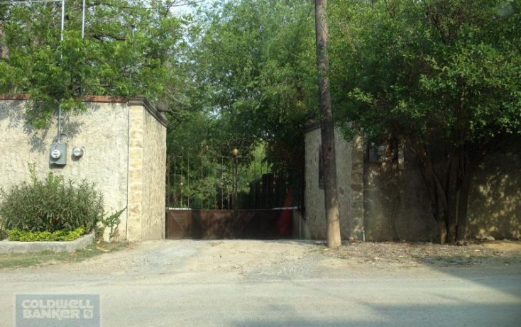 Foto de terreno habitacional en venta en camino a parque funeral guadalupe, bosquencinos 1er, 2da y 3ra etapa, monterrey, nuevo león, 1800705 no 01