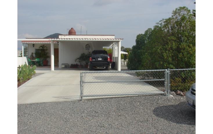 Foto de terreno habitacional en venta en camino a pie de gallo 100, santa rosa de jauregui, querétaro, querétaro, 666377 no 01