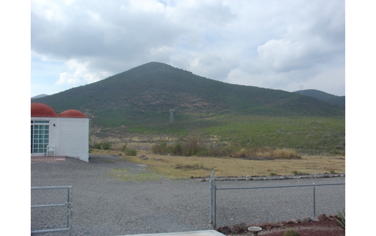 Foto de terreno habitacional en venta en camino a pie de gallo 100, santa rosa de jauregui, querétaro, querétaro, 666377 no 02